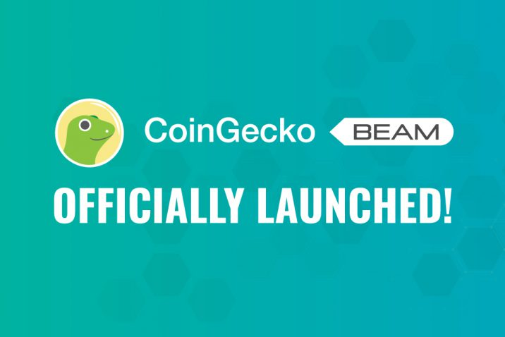 CoinGecko Beam Officially Launched