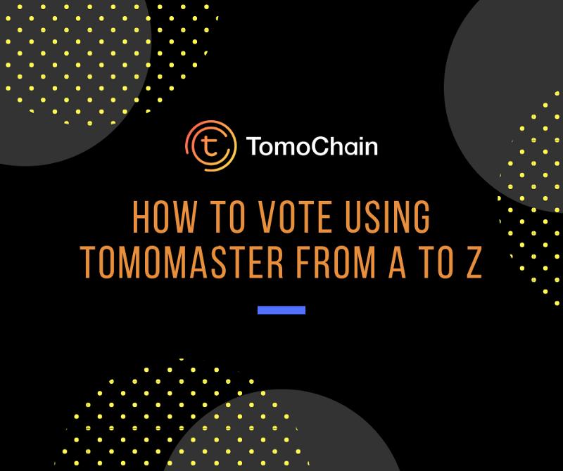 Tomochain Masternode
