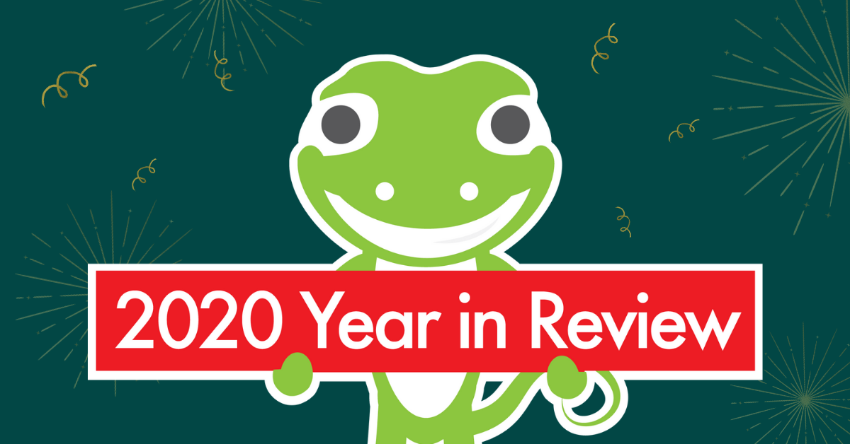 CoinGecko 2020 Year in Review