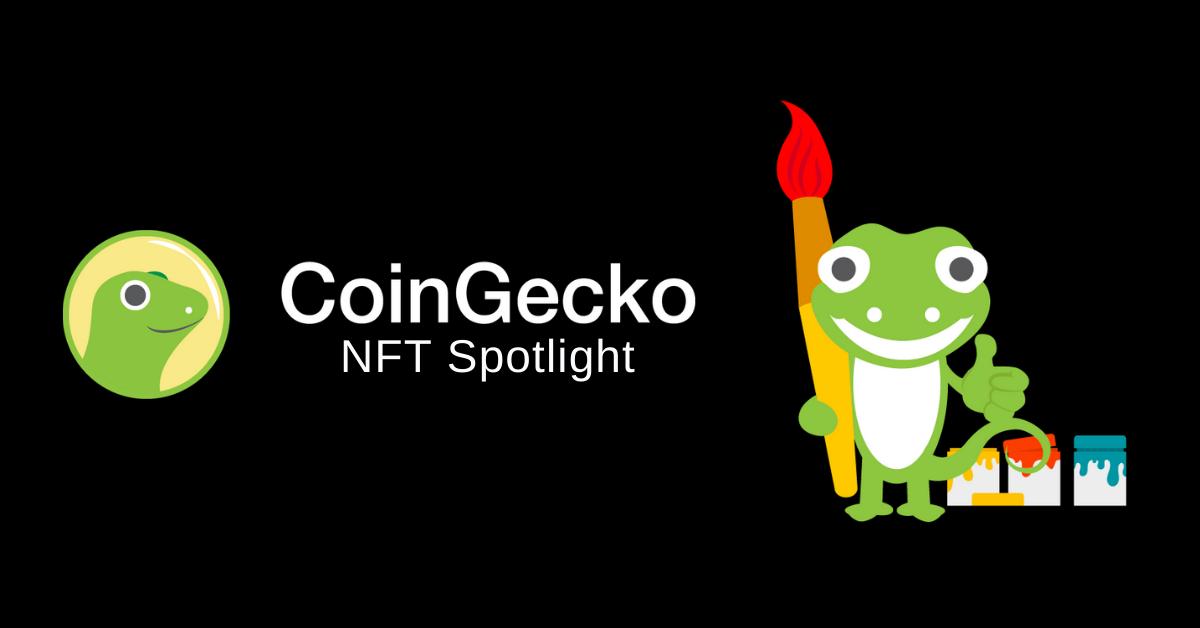 CG NFT Spotlight Keyart